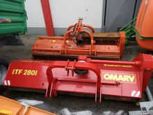 Used Omarv TF280 in