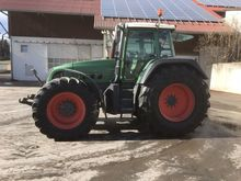 Used Fendt Favorit 9