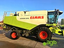 Used 2007 Claas Claa