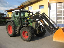 Used 2008 Fendt 415