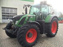 Used 2014 Fendt 722