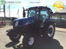 2009 New Holland T-6010 2WD