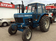 Used Ford 7700 in Eu