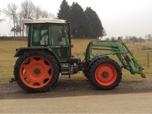 Used 1993 Fendt F395