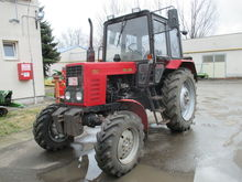 Used 2000 MTZ 820.1