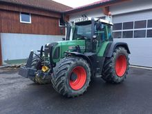 Used 2011 Fendt 714