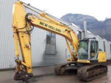 2010 New Holland E215B
