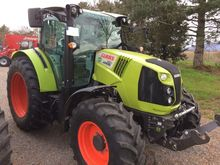 2016 Claas Arion 430 CIS