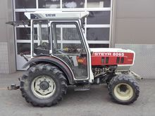 Used 1996 Steyr Stey