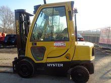2011 Hyster 2,5 Ton.- Seitensch