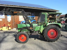 Used 1970 Fendt Farm
