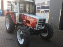 1987 Steyr 8070 A FS