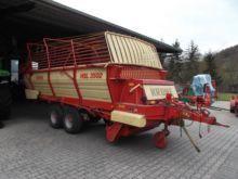 1986 Krone HSL 3502T
