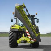 Used 2017 Claas Disc