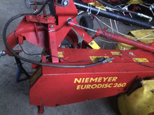 Used 2002 Niemeyer E