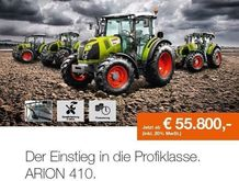 Used 2017 Claas Ario