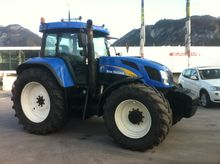 2008 New Holland T7540