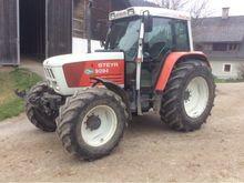 Used 1996 Steyr 9094