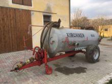 Kirchner Güllefass 4000 liter