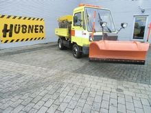 2005 Multicar M26 Kipper TÜV NE