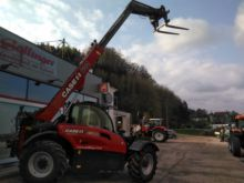 2015 Case Farmlift 632