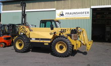 Used 1998 CAT TH63 m