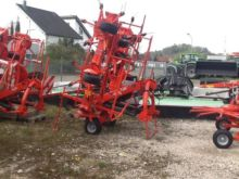 Used Kuhn GF 8702 in