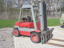 Used 1979 Linde H35D