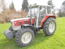 Used 1990 Steyr 8075