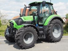 2015 Deutz Fahr Agrotron TTV 61