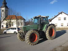 Used 1998 Fendt Favo