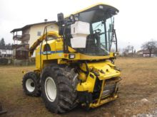 2008 New Holland FX 60