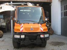 2008 Mercedes Unimog U290
