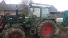 Used 1989 Fendt 309