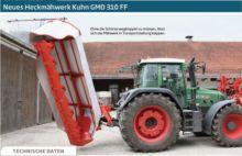 2017 Kuhn GMD 310 FF -NEUGERÄT