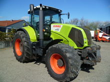 2007 Claas Axion 840 Cebis