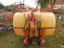 1992 Rau Rau 600 literes szántó