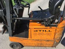 1995 STILL R50-10 Elektro Gabel