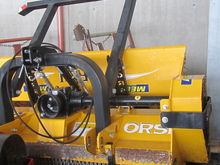 Used 2015 Orsi W-For