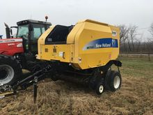 2008 New Holland BR7060