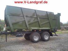 Used Fliegl TDK 180