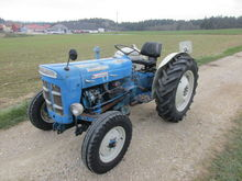 Used 1965 Fordson Fo