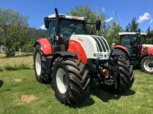 Used 2016 Steyr 6165