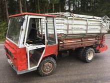 Lindner Transporter 3500 S