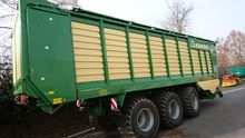 Used 2016 Krone ZX 5