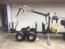 Sonstige ATV, Quad, Forstanhäng
