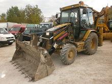 Used 2005 CAT 428D2