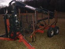 1997 Farmi Forstanhänger Farmi