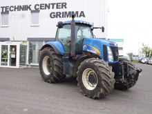 Used 2010 Holland T8