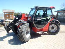 2012 Manitou MLT 634-120 LSU